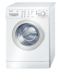 BOSCH FRONT LOADER WASHING MACHINE (WHITE) <BR />MODEL: WAE20167ZA