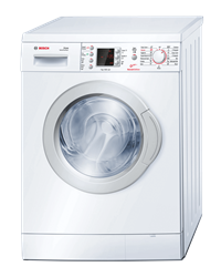 BOSCH FRONT LOADER WASHING MACHINE (WHITE) <BR /> MODEL: WAE24468ME