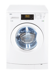 DEFY FRONT LOADER WASHING MACHINE (WHITE)MODEL: DAW371