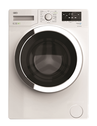 DEFY FRONT LOADER WASHING MACHINE (METALLIC)MODEL: WCY61032M