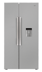 DEFY SIDE BY SIDE FRIDGE WITH WATER DISPENSER DFF416