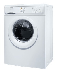 ELECTROLUX FRONT LOADER WASHING MACHINE (WHITE) MODEL: EWP107100W