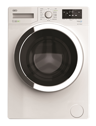DEFY FRONT <BR />LOADER WASHING MACHINE (METALLIC)<BR />MODEL: WCY71032LM