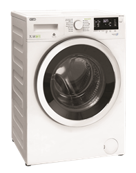 DEFY FRONT LOADER WASHING MACHINE (WHITE)MODEL: WMY71283MLCW