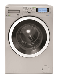 DEFY FRONT <BR />LOADER WASHING MACHINE (METALLIC) MODEL:  WMY91443STLCM
