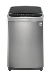 LG TOP LOADER WASHING MACHINE (SILVER) MODEL: T1532AFPS5