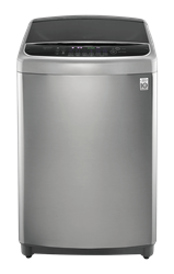 LG TOP LOADER WASHING MACHINE (SILVER) MODEL: T1732AFPS5