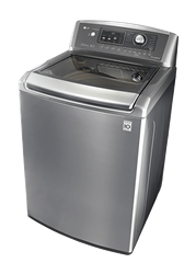 LG TOP LOADER WASHING MACHINE (SILVER) MODEL: T1809ADFH5