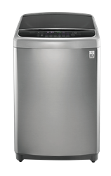 LG TOP LOADER WASHING MACHINE (SILVER) MODEL: T1332AFPSP5