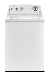 WHIRLPOOL TOP LOADER WASHING MACHINE (WHITE) MODEL: 3SWTW4800YQ