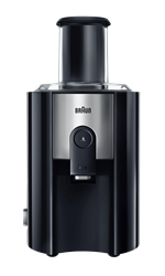 BRAUN SPIN JUICER (BLACK) MODEL: J500