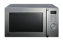 LG LIGHTWAVE OVEN (STAINLESS STEEL) MODEL: MJ3284UAB