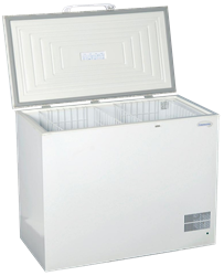 FRIDGESTAR <BR /> CHEST FREEZER (WHITE) <BR /> MODEL: CF311F