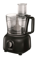 PHILIPS <BR /> FOOD PROCESSOR (BLACK) <BR />MODEL: HR7628/90