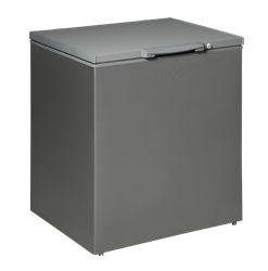 KIC CHEST <BR /> FREEZER (METALLIC) <BR />MODEL: KCG210/1ME
