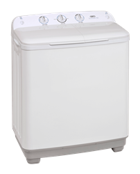 DEFY TWIN <BR />TUB WASHING MACHINE (WHITE) <BR />MODEL: DTT166