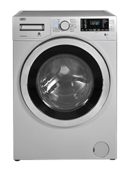 DEFY FRONT LOADER WASHING MACHINE (METALLIC) MODEL: DWD316