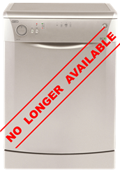 DEFY <BR /> DISHWASHER (METALLIC) <BR />MODEL: DDW174