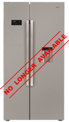 DEFY SIDE BY SIDE FRIDGE WITH WATER DISPENSER G91635NES