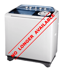 LG TWIN TUB WASHING MACHINE P1460RWPS