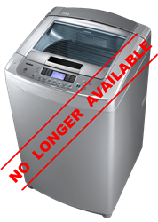 LG TOP LOADER WASHING MACHINE (SILVER) MODEL: T1503TEFT1