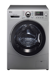 LG <BR />CONDENSER TUMBLE DRYER (SILVER) <BR /> MODEL: RC9041C3Z