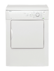 DEFY <BR />AIR VENTED TUMBLE DRYER (WHITE) <BR /> MODEL: DTD310