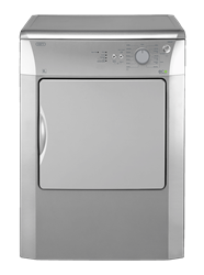 DEFY <BR />AIR VENTED TUMBLE DRYER (METALLIC) <BR /> MODEL: DTD311