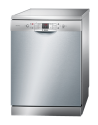 BOSCH <BR />DISHWASHER (S/INOX) <BR /> MODEL: SMS58N88ZA