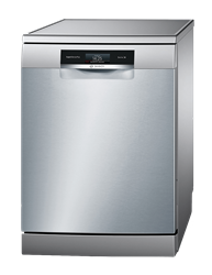 BOSCH <BR /> DISHWASHER (S/INOX) <BR />MODEL: SMS88TI01E