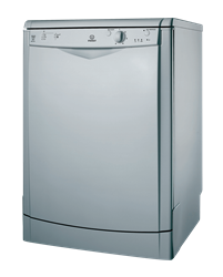 INDESIT <BR /> DISHWASHER (SILVER) <BR />MODEL: DFG051S