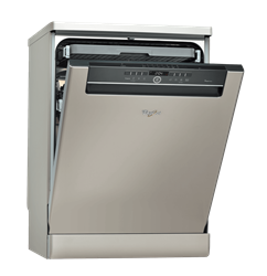 WHIRLPOOL <BR />DISHWASHER (S/STEEL) <BR />MODEL:  ADP7570IX
