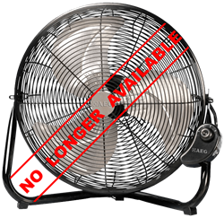 AEG FLOOR FAN MODEL: CH18Z