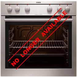 AEG BUILT IN <BR /> OVEN (S/STEEL) <BR />MODEL: EE1000001M