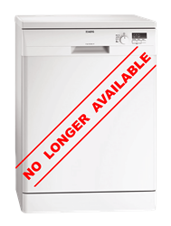 AEG DISHWASHER (WHITE) MODEL: F45000WO