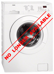 AEG FRONT <BR />LOADER WASHING MACHINE (WHITE) <BR /> MODEL: L60260FL
