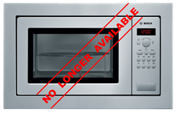 BOSCH BUILT IN MICROWAVE OVEN HMT84G651