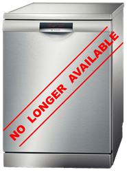 BOSCH <BR />DISHWASHER (S/INOX) <BR /> MODEL: SMS69U28EU