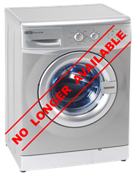 DEFY FRONT LOADER WASHING MACHINE (METALLIC) MODEL: DAW323