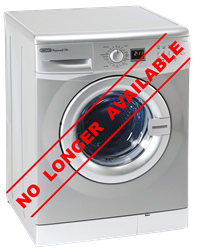 DEFY FRONT LOADER WASHING MACHINE (WHITE) MODEL: DAW324