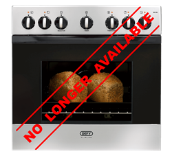 DEFY BUILT IN <BR /> OVEN (S/STEEL) <BR />MODEL: DBO453
