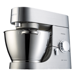 KENWOOD TITANIUM CHEF KITCHEN MACHINE (SILVER) MODEL: KMC050