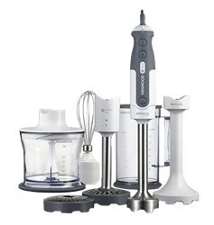 KENWOOD HAND <BR /> BLENDER (WHITE) <BR />MODEL: HDP408WH