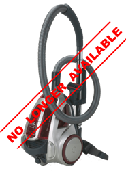 ELECTROLUX VACUUM CLEANER (SILVER) MODEL: AO4009