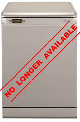DEFY <BR />DISHWASHER (METALLIC) <BR /> MODEL: DDW172