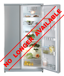DEFY F640 SIDE BY SIDE FRIDGE DFF403