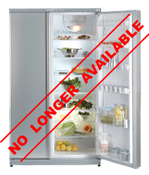 DEFY F640 SIDE BY SIDE FRIDGE DFF404