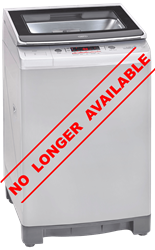 DEFY TOP LOADER WASHING MACHINE (METALLIC) MODEL: DTL137