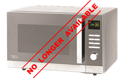 DEFY MICROWAVE OVEN WITH GRILL MWG2822MM