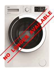 DEFY FRONT LOADER WASHING MACHINE (WHITE)MODEL: WCY61032W